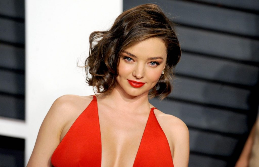 Miranda Kerr at The 2016 Vanity Fair Oscar Party. (Beverly Hills, CA), Image: 275885177, License: Rights-managed, Restrictions: , Model Release: no, Credit line: Profimedia, StarMax