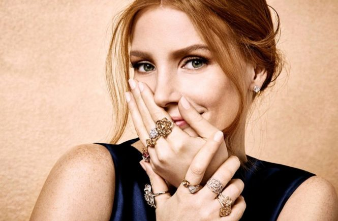 , , 14, March 2016.- Hollywood star Jessica Chastain stars in Piaget jewelry brand new campaign ©DJ / LAN - 14/3/16 **Hands out pics**, Image: 277312487, License: Rights-managed, Restrictions: Pictures in this set: 10 As the promotional pictures in this set are defined as 'Hands Out', the supplier can´t be considered responsible of subsequent sales or any other legal matter concerning to the material provided. These promotional pictures has been provided without  any compromise between the parts and it is only under the responsibility of the recipient, who acknowledges the reception of these pictures as 'Hands Out'., Model Release: no, Credit line: Profimedia, Target Press