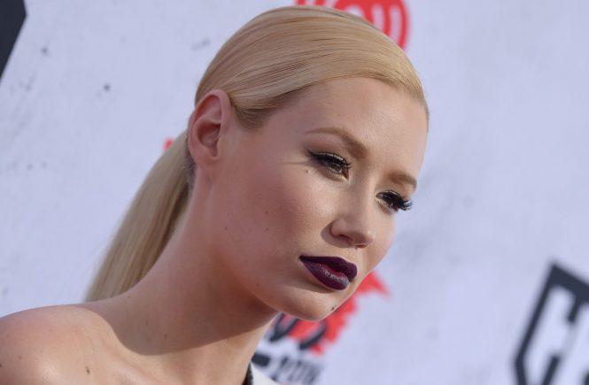 iHeartRadio Music Awards 2016. The Forum, Inglewood, CA. Pictured: Iggy Azalea. EVENT April 3, 2016 Job: 160403A1, Image: 280477530, License: Rights-managed, Restrictions: 000, Model Release: no, Credit line: Profimedia, Bauer Griffin