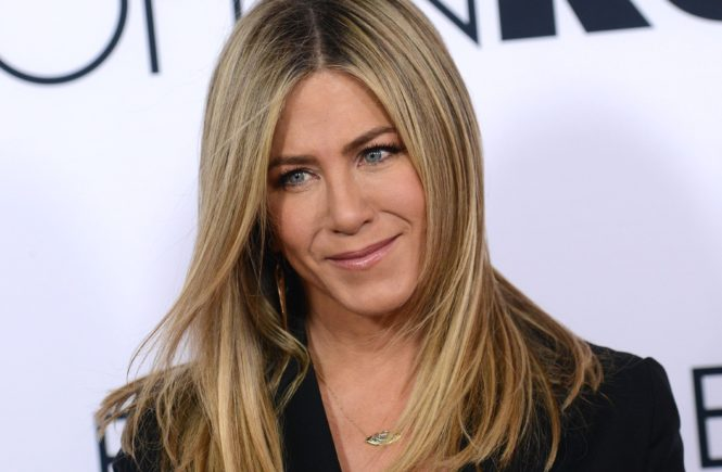 Jennifer Aniston @ the premiere of 'Mother's Day' held @ the Chinese theatre. April 13, 2016, Image: 281442470, License: Rights-managed, Restrictions: AMERICA, Model Release: no, Credit line: Profimedia, Visual