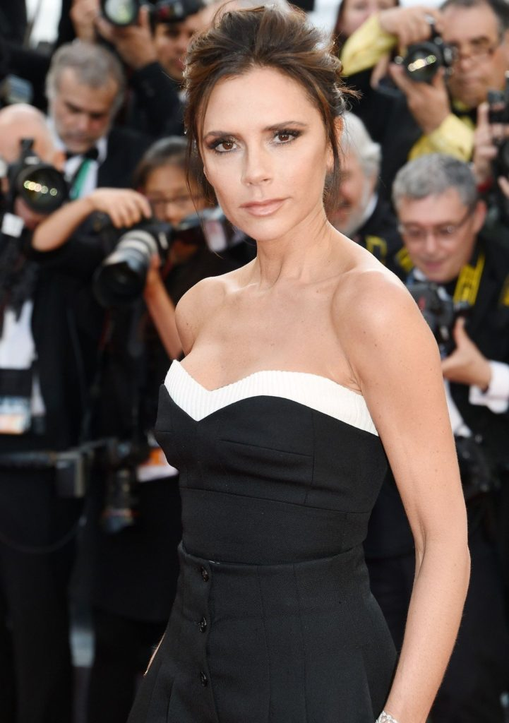 Victoria Beckham attends the Opening Ceremony Red Carpet and Premiere during the 69th Annual Cannes Film Festival at the Palais des Festivals on May 11, 2016 in Cannes, France., Image: 284051760, License: Rights-managed, Restrictions: , Model Release: no, Credit line: Profimedia, Allpix Press