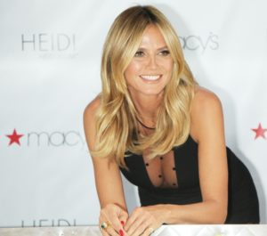 New York, NY - Heidi Klum host of Heidi by Heidi Klum Lingerie Ice Cream Truck & Shopping Party at Macy's Herald Square in New York June 23, 2016, Image: 292209514, License: Rights-managed, Restrictions: , Model Release: no, Credit line: Profimedia, AKM-GS