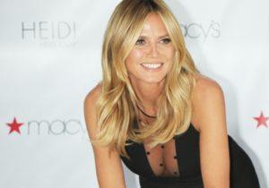 New York, NY - Heidi Klum host of Heidi by Heidi Klum Lingerie Ice Cream Truck & Shopping Party at Macy's Herald Square in New York June 23, 2016, Image: 292209514, License: Rights-managed, Restrictions: , Model Release: no, Credit line: Profimedia, AKM-GSI