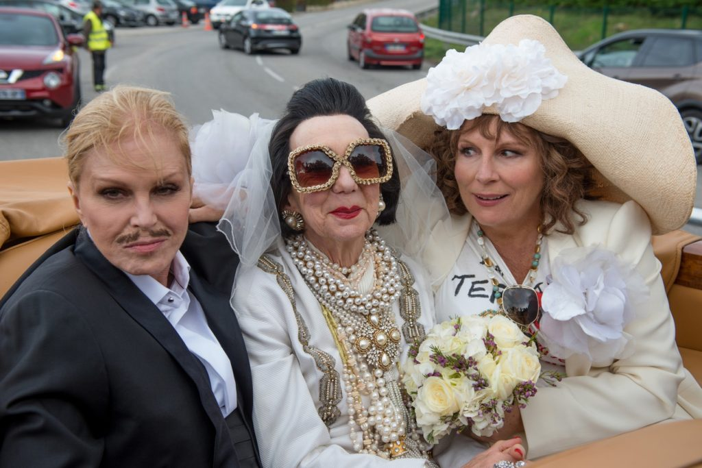 Absolutely Fabulous: The Movie (2016) - filmstill