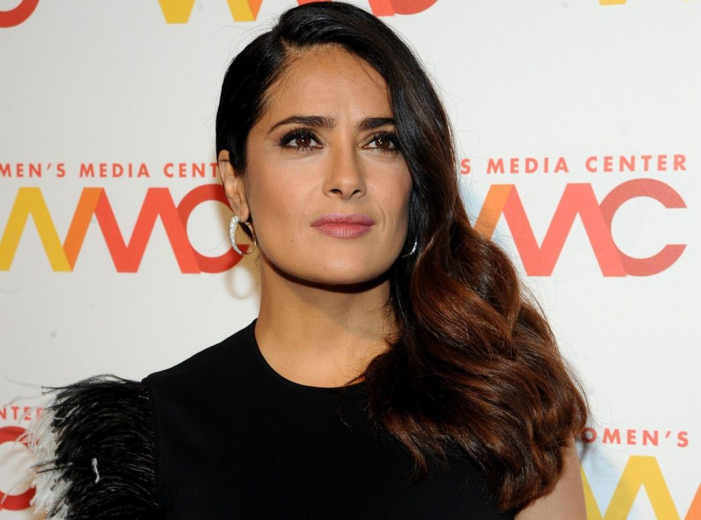NEW YORK, NY - SEPTEMBER 29: Salma Hayek attends the 2016 Women's Media Awards Gala at Capitale on September 29, 2016 at Capitale in New York City. Photo, Image: 301466212, License: Rights-managed, Restrictions: , Model Release: no, Credit line: Profimedia, Insight Media