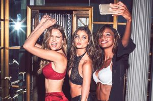 , , 05, October 2016. Victoria´s Secret angels Josephine Skriver, Jasmine Tookes and Taylor Hill star in the 'Sexy Little Things' new campaign. The images spotlight new styles from the Very Sexy bra line ©DJ / LAN - 5/10/16 **HANDS OUT pics, Image: 303051505, License: Rights-managed, Restrictions: Pictures in this set: 6 As the promotional pictures in this set are defined as 'Hands Out', the supplier can´t be considered responsible of subsequent sales or any other legal matter concerning to the material provided. These promotional pictures has be, Model Release: no, Credit line: Profimedia, Target Press