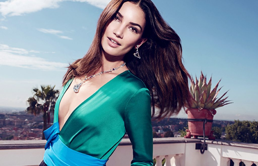 American fashion model Lily Aldridge stars in Bvlgari Fall Winter 2016 advertising campaign., Image: 303323963, License: Rights-managed, Restrictions: EDITORIAL USE ONLY, Model Release: no, Credit line: Profimedia, Balawa Pics