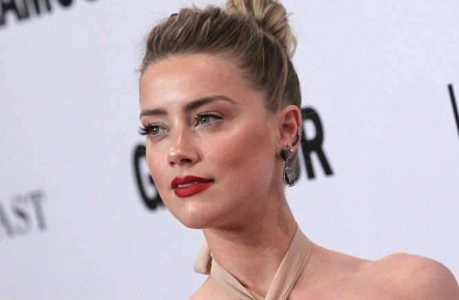 Amber Heard at The 2016 Glamour Women Of The Year Awards held at NeueHouse Hollywood on November 14, 2016 in Los Angeles, California, United States, Image: 305621885, License: Rights-managed, Restrictions: *** World Rights ***, Model Release: no, Credit line: Profimedia, SIPA USA