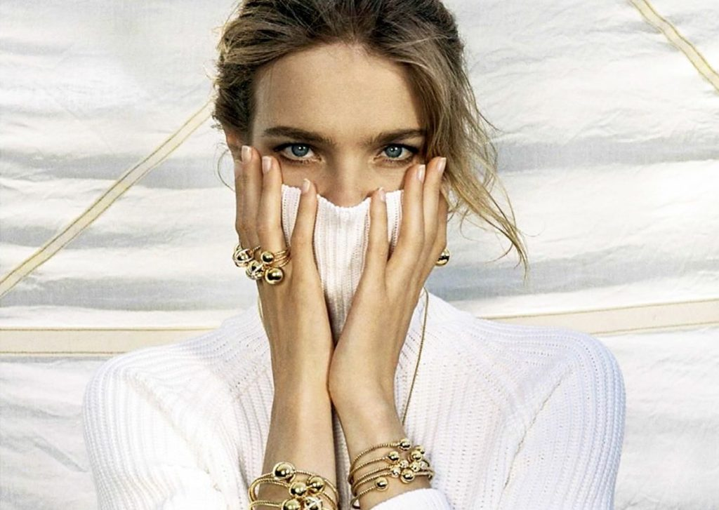Russian fashion model Natalia Vodianova stars in David Yurman Fall Winter 2016 collection., Image: 305915424, License: Rights-managed, Restrictions: EDITORIAL USE ONLY, Model Release: no, Credit line: Profimedia, Balawa Pics