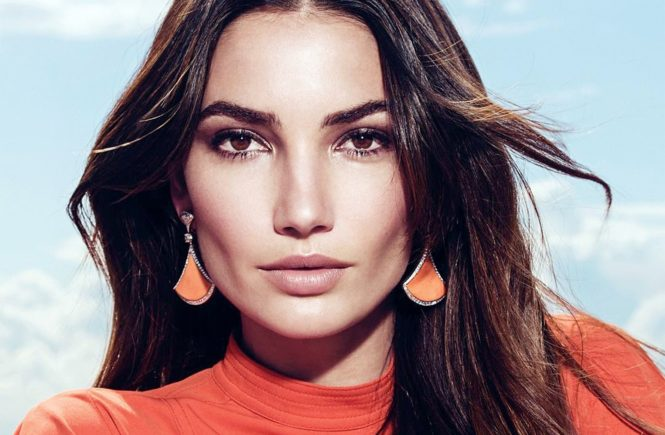 American fashion model Lily Aldridge in a new print ad for Bvlgari Fall Winter 2016 advertising campaign., Image: 305920078, License: Rights-managed, Restrictions: EDITORIAL USE ONLY, Model Release: no, Credit line: Profimedia, Balawa Pics