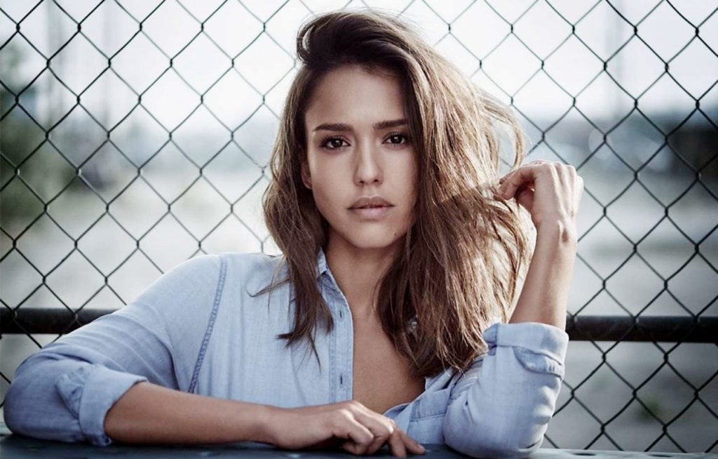 American actress Jessica Alba debus with DL1961 collection in her first collaboration with Revolve Jeans., Image: 309541003, License: Rights-managed, Restrictions: EDITORIAL USE ONLY, Model Release: no, Credit line: Profimedia, Balawa Pics
