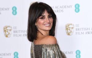 Penelope Cruz in the press room during the EE British Academy Film Awards held at the Royal Albert Hall, Kensington Gore, Kensington, London. Picture date: Sunday February 12, 2017., Image: 320705363, License: Rights-managed, Restrictions: NONE, Model Release: no, Credit line: Profimedia, Press Association