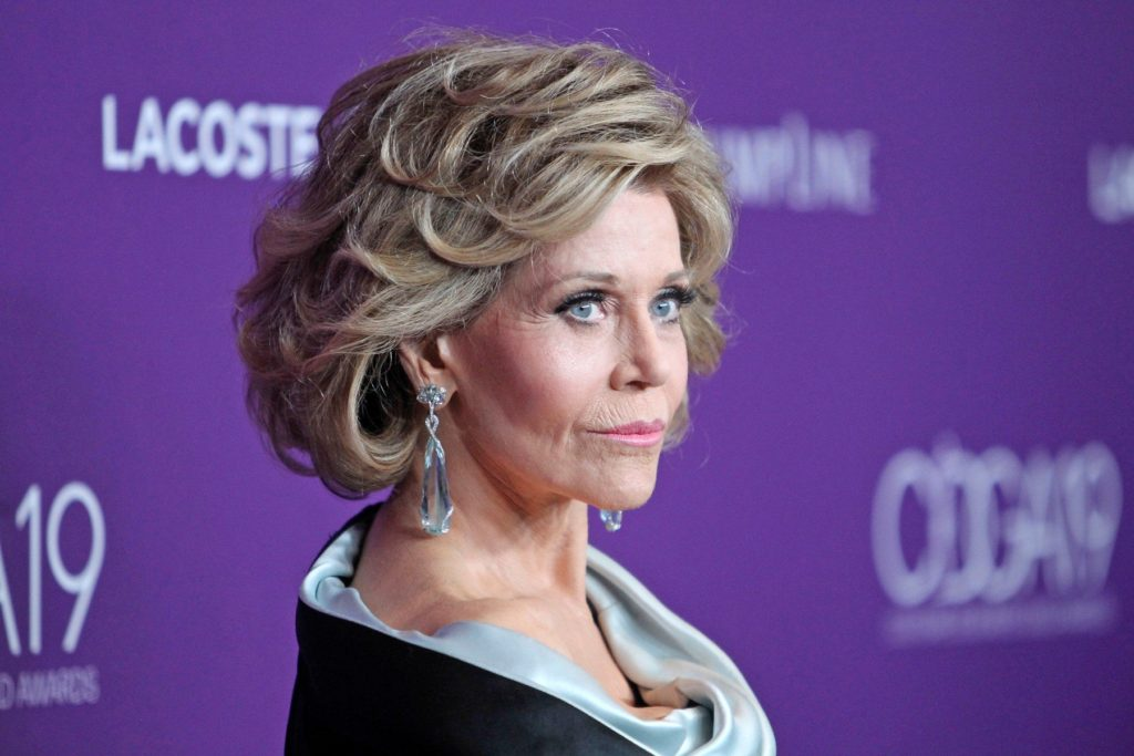 Beverly Hills, CA - February 21: Jane Fonda, At 19th CDGA (Costume Designers Guild Awards), At The Beverly Hilton Hotel In California on February 21, 2017., Image: 321865288, License: Rights-managed, Restrictions: , Model Release: no, Credit line: Profimedia, Face To Face A