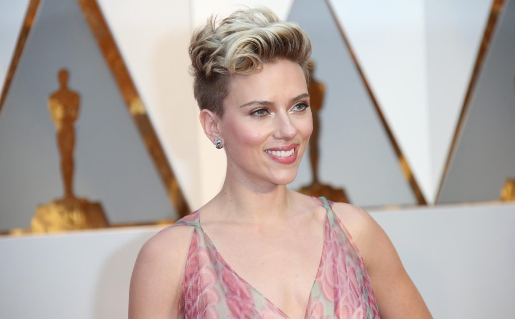 Feb 26, 2017; Hollywood, CA, USA; Scarlett Johansson on the red carpet during the 89th Academy Awards at Dolby Theatre., Image: 322534482, License: Rights-managed, Restrictions: *** World Rights ***, Model Release: no, Credit line: Profimedia, SIPA USA