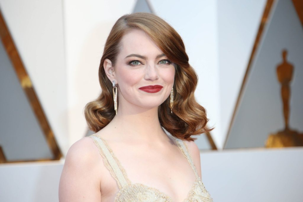 Feb 26, 2017; Hollywood, CA, USA; Emma Stone on the red carpet during the 89th Academy Awards at Dolby Theatre., Image: 322535852, License: Rights-managed, Restrictions: *** World Rights ***, Model Release: no, Credit line: Profimedia, SIPA USA