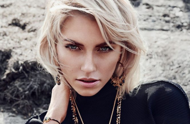 Lena Gercke is the face for the new Spring 2017 campaign of Cadenzza Jewelry, Image: 325109030, License: Rights-managed, Restrictions: , Model Release: no, Credit line: Profimedia, Thunder Press