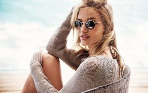 English fashion model Rosie Huntington-Whiteley poses for UGG Spring 2017 collection., Image: 326969601, License: Rights-managed, Restrictions: EDITORIAL USE ONLY, Model Release: no, Credit line: Profimedia, Balawa Pics