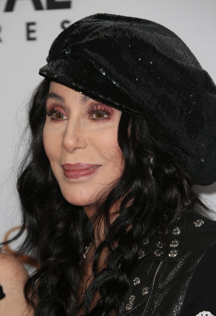 "HOLLYWOOD, CA - April 12: Cher, At Premiere Of Open Road Films ""The Promise"" At TCL Chinese Theatre IMAX  In California on April 12, 2017., Image: 328892455, License: Rights-managed, Restrictions: , Model Release: no, Credit line: Profimedia, Insight Media"