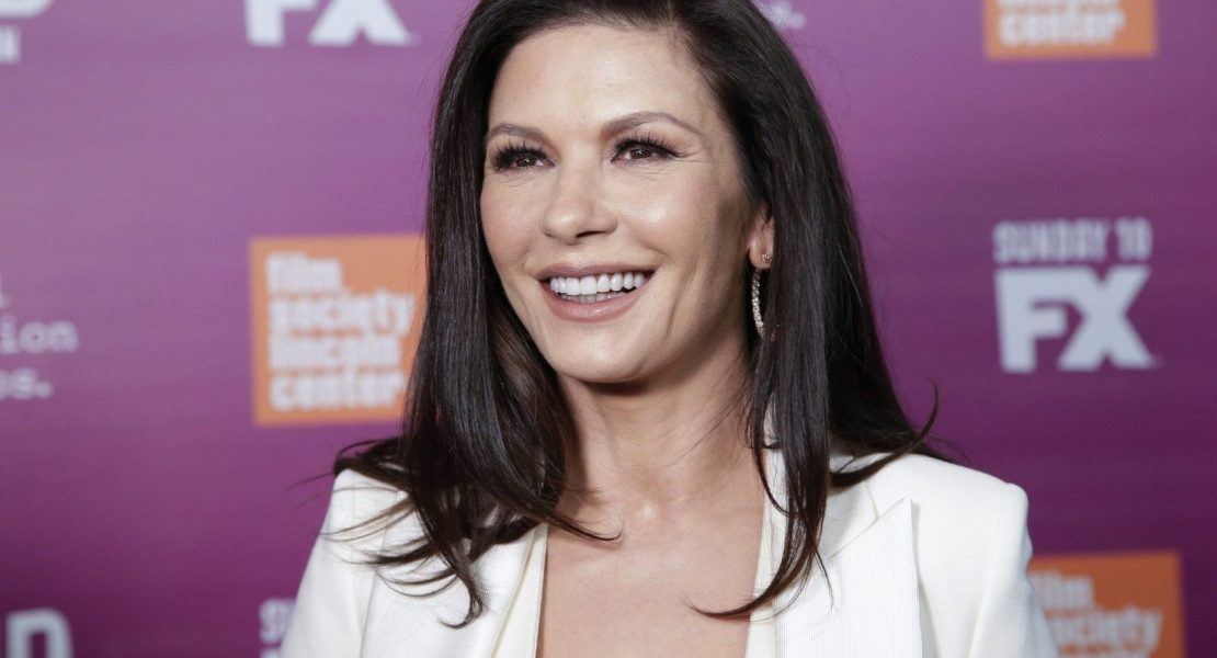 Catherine Zeta-Jones arrives on the red carpet at the 'Feud: Bette And Joan' NYC Event at Alice Tully Hall at Lincoln Center on April 18, 2017 in New York City. Photo by /UPI, Image: 329463324, License: Rights-managed, Restrictions: , Model Release: no, Credit line: Profimedia, UPI