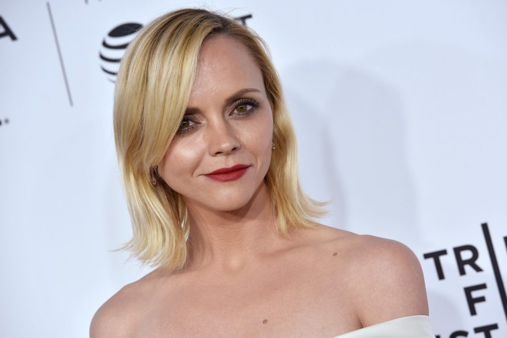 Actress Christina Ricci attends the 'Clive Davis: The Soundtrack of Our Lives' 2017 Opening Gala of the Tribeca Film Festival at Radio City Music Hall in New York, NY, on April 19, 2017., Image: 329578020, License: Rights-managed, Restrictions: , Model Release: no, Credit line: Profimedia, SIPA USA
