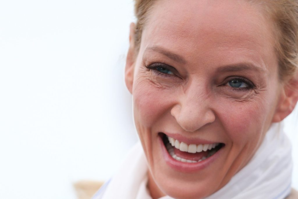 President of the jury Uma Thurman attends Jury Un Certain Regard Photocall during the 70th annual Cannes Film Festival at Palais des Festivals on May 18, 2017 in Cannes, France., Image: 332704331, License: Rights-managed, Restrictions: Worldwide rights, Model Release: no, Credit line: Profimedia, Crystal pictures