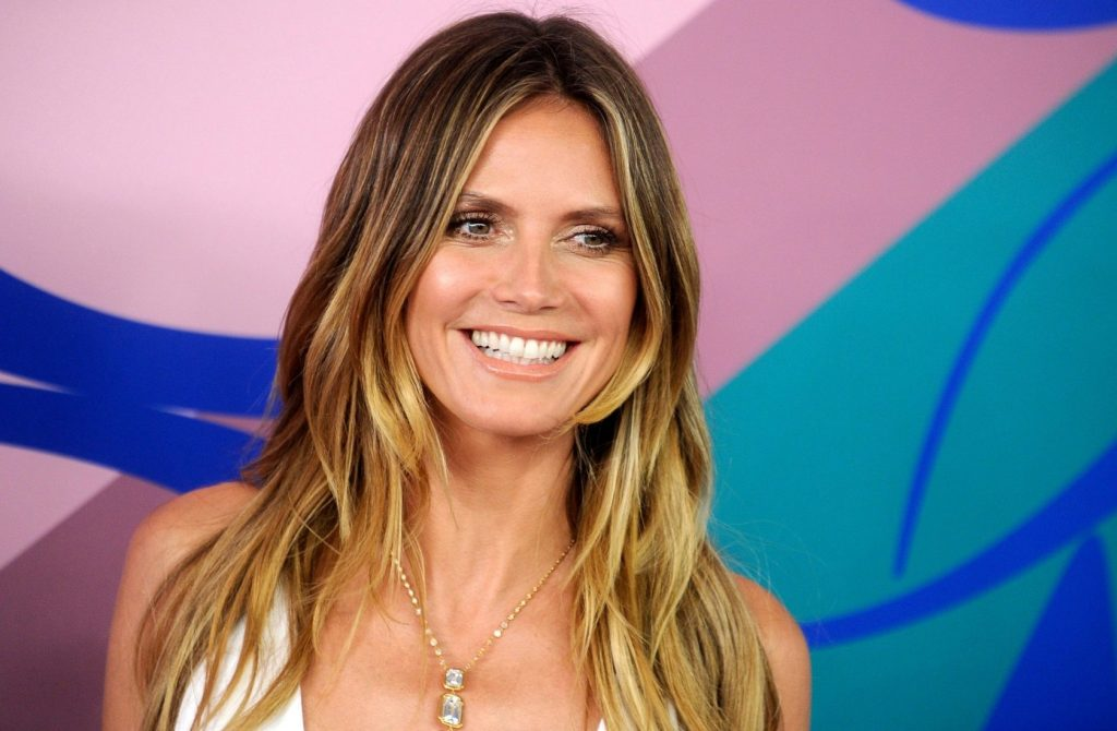 June 5, 2017 - New York, New York, USA - Heidi Klum bei der Verleihung der CFDA Fashion Awards 2017 im Hammerstein Ballroom. New York, 05.06.2017, Image: 335299528, License: Rights-managed, Restrictions: , Model Release: no, Credit line: Profimedia, Zuma Press - Entertaiment