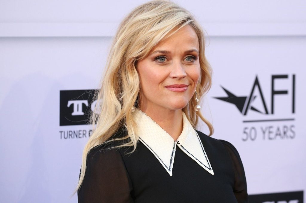 Los Angeles, CA - Stars arrive to the 2017 AFI Life Achievement Award Gala held at the Dolby Theater. Pictured: Reese Witherspoon BACKGRID USA 8 JUNE 2017, Image: 335890340, License: Rights-managed, Restrictions: , Model Release: no, Credit line: Profimedia, AKM-GSI