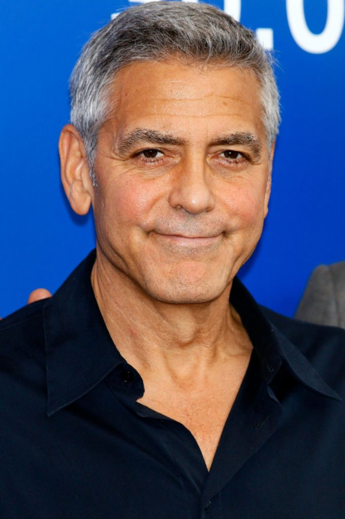 September 2, 2017 - Venice, Venetien, Italy - George Clooney during the 'Suburbicon' photocall at the 74th Venice International Film Festival at the Palazzo del Casino on September 02, 2017 in Venice, Italy, Image: 348141429, License: Rights-managed, Restrictions: , Model Release: no, Credit line: Profimedia, Zuma Press - Entertaiment