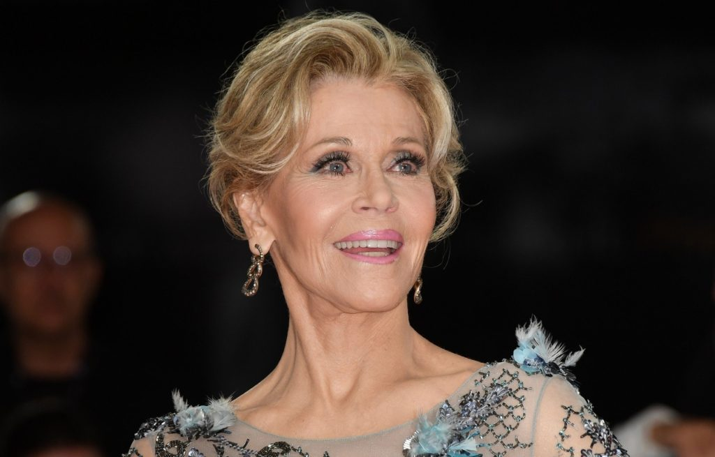 169652, Jane Fonda and Robert Redford attend the Our Souls At Night red carpet screening during the 74th Venice Film Festival. Venice, Italy - Friday September 1, 2017. UK and ITALY OUT, Image: 348144304, License: Rights-managed, Restrictions: RESTRICTIONS APPLY, Model Release: no, Credit line: Profimedia, Pacific coast news