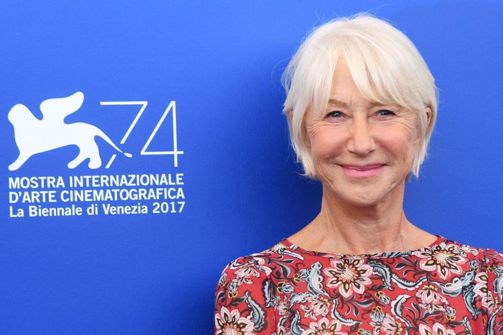03-09-2017 Venezia spettacolo 74. Mostra internazionale d'arte cinematografica photocall del film 'The Leisure Seeker' nella 2017-09-03 Venice 74th International Venice filmefestival photocall of the film 'The Leisure Seeker' in the photo: Helen Mirren, Image: 348196611, License: Rights-managed, Restrictions: , Model Release: no, Credit line: Profimedia, LaPresse