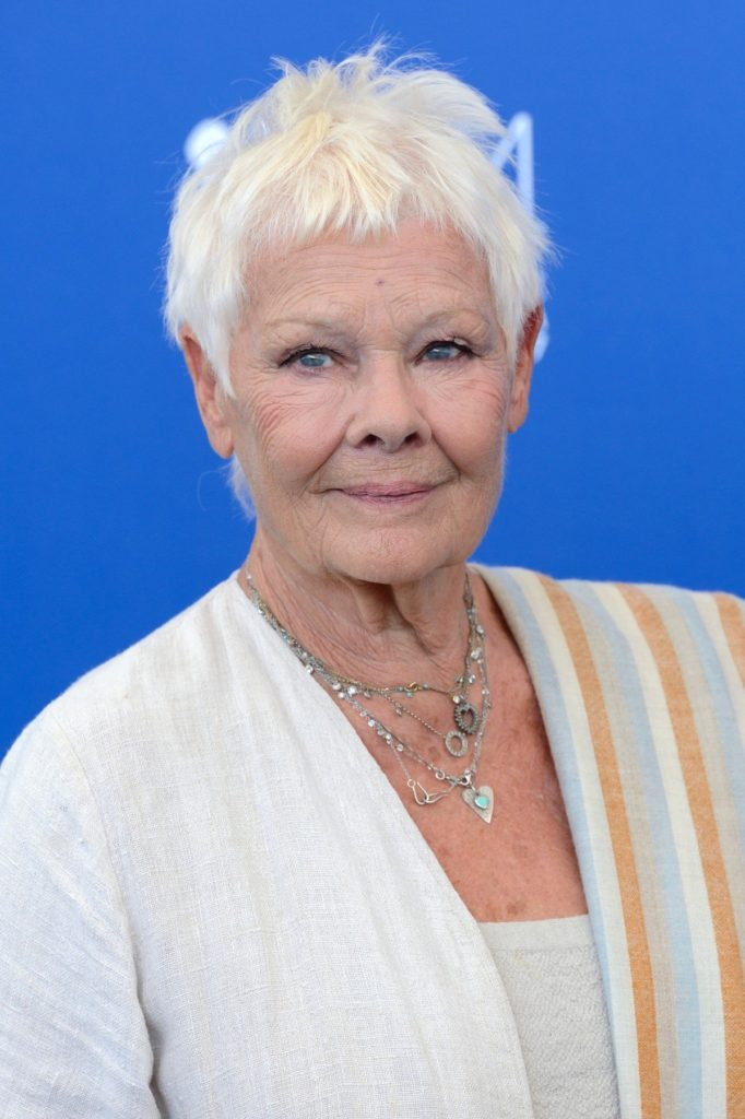 Judi Dench attending the Victoria et Abdul Photocall during the 74th Venice International Film Festival (Mostra di Venezia) at the Lido, Venice, Italy on September 03, 2017., Image: 348201522, License: Rights-managed, Restrictions: , Model Release: no, Credit line: Profimedia, Abaca