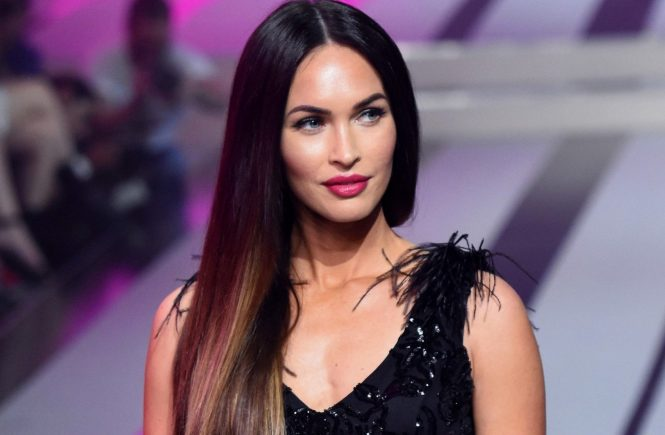 September 7, 2017 - Mexico City, Mexico, Mexico - Actress Megan Fox is seen during the runway of the fashion show to show the collection Autumn/ Winter 2017 at Fashion Fest held at Fronton Mexico on September 07, 2017 in Mexico City, Mexico, Image: 348675034, License: Rights-managed, Restrictions: * France Rights OUT *, Model Release: no, Credit line: Profimedia, Zuma Press - Entertaiment