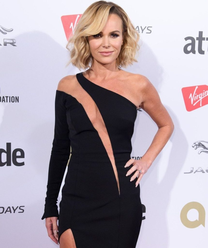 EDITORIAL USE ONLY Amanda Holden attends the Virgin Holidays Attitude Awards at the Roundhouse, London., Image: 352696926, License: Rights-managed, Restrictions: EDITORIAL USE ONLY, Model Release: no, Credit line: Profimedia, Press Association