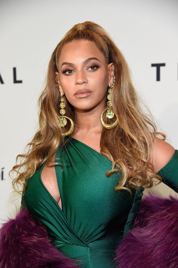 NEW YORK, NY - OCTOBER 17: Beyonce attends TIDAL X: Brooklyn at Barclays Center of Brooklyn on October 17, 2017 in New York City., Image: 353671728, License: Rights-managed, Restrictions: FOR EDITORIAL USE ONLY. NOT FOR COVER USAGE. Exclusive Coverage., Model Release: no, Credit line: Profimedia, TEMP Camerapress