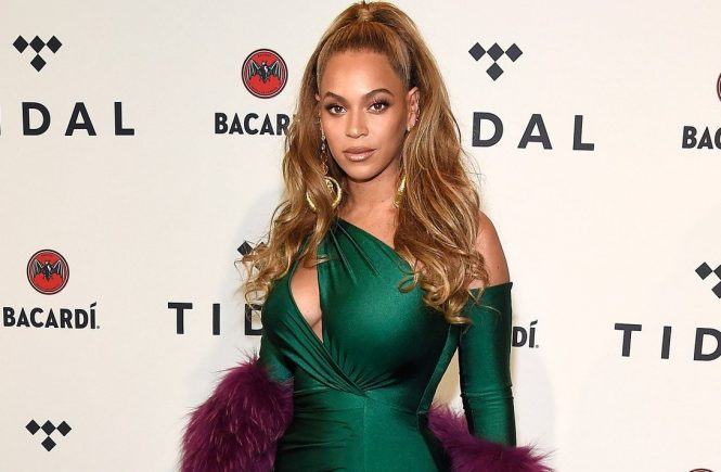 NEW YORK, NY - OCTOBER 17: Beyonce attends TIDAL X: Brooklyn at Barclays Center of Brooklyn on October 17, 2017 in New York City., Image: 353671832, License: Rights-managed, Restrictions: FOR EDITORIAL USE ONLY. NOT FOR COVER USAGE. Exclusive Coverage., Model Release: no, Credit line: Profimedia, TEMP Camerapress