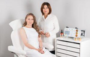 Marija Boric i dr. Jeannette Gjuric