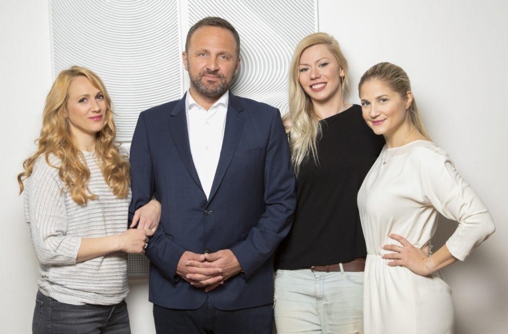 Neda Parmać Klačar, dr.Nikola Milojević, Carla Belovari, Jana Fabijanić_Photo Maja Kljaić