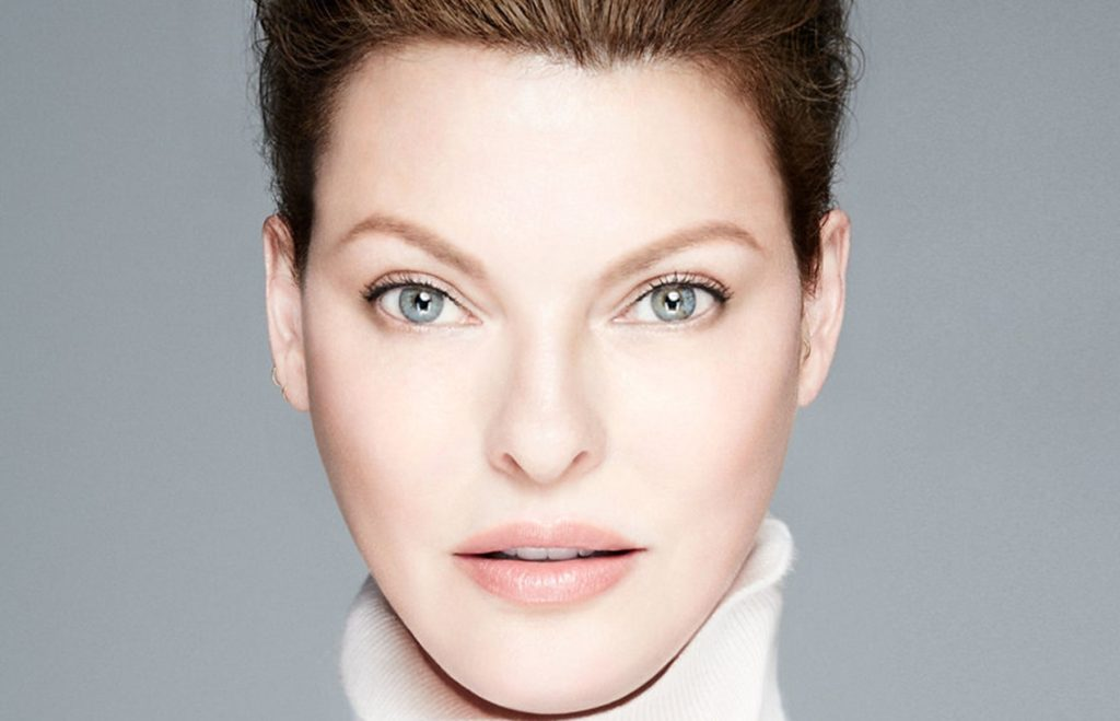 Canadian fashion icon Linda Evangelista appears in the Erasa skincare 2016 advertising campaign., Image: 307961753, License: Rights-managed, Restrictions: EDITORIAL USE ONLY, Model Release: no, Credit line: Profimedia, Balawa Pics