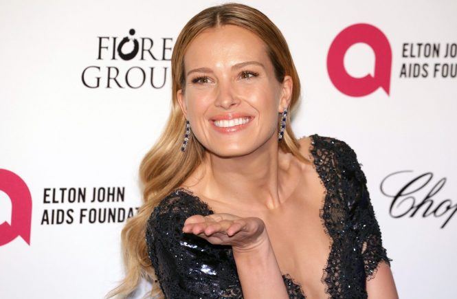 Petra Nemcova arrives for the Elton John AIDS Foundation Academy Awards Viewing Party at West Hollywood Park in Los Angeles on February 22, 2015. Photo by /UPI, Image: 219673598, License: Rights-managed, Restrictions: , Model Release: no, Credit line: Profimedia, UPI