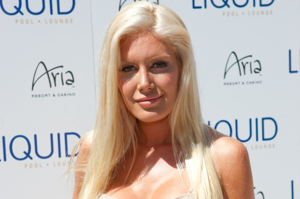 Heidi Montag hosts at LIQUID Pool at Aria Resort at City Center in Las Vegas, NV on April 10, 2010., Image: 56504469, License: Rights-managed, Restrictions: , Model Release: no, Credit line: Profimedia, Retna A