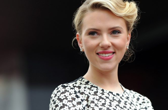 Scarlett Johansson honored with star on the Hollywood Walk of Fame. Hollywood, CA. May 2, 2012. Job: 120502A1., Image: 127941215, License: Rights-managed, Restrictions: 015, Model Release: no, Credit line: Profimedia, Bauer Griffin