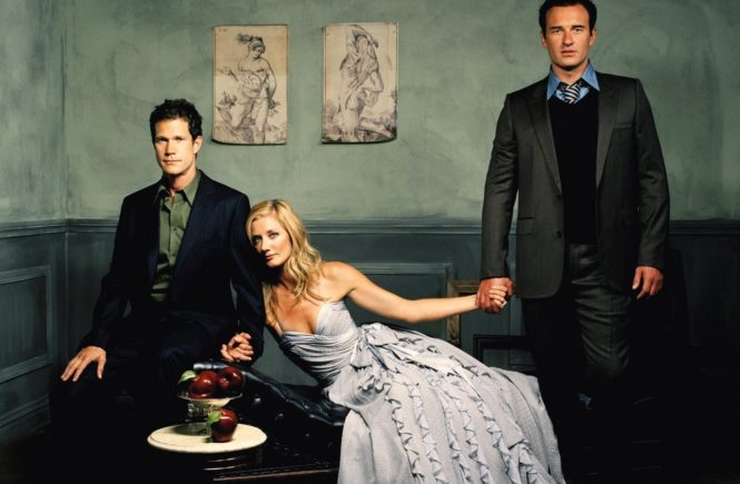 NIP / TUCK (2003) - JOELY RICHARDSON - DYLAN WALSH - JULIAN MCMAHON., Image: 137169615, License: Rights-managed, Restrictions: Editorial Use only, Model Release: no, Credit line: Profimedia, Album