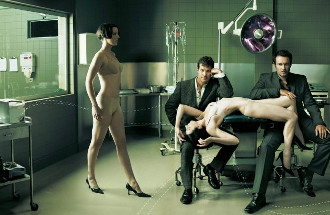 NIP / TUCK (2003) - DYLAN WALSH - JULIAN MCMAHON., Image: 137169616, License: Rights-managed, Restrictions: Editorial Use only, Model Release: no, Credit line: Profimedia, Album