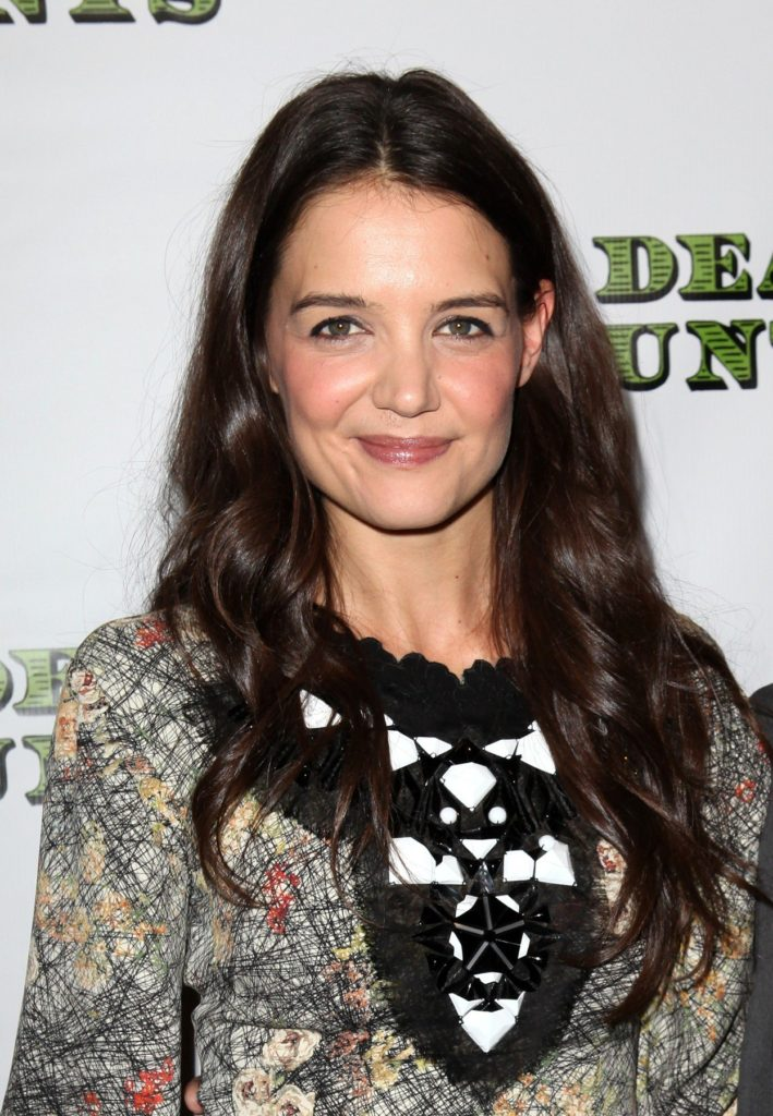 Katie Holmes attending Broadway Opening Night Performance After Party for 'Dead Accounts' at Gotham Hall in New York City. November 29, 2012., Image: 147017582, License: Rights-managed, Restrictions: NOT FOR SALE IN: USA AND JAPAN., Model Release: no, Credit line: Profimedia, TEMP Camerapress