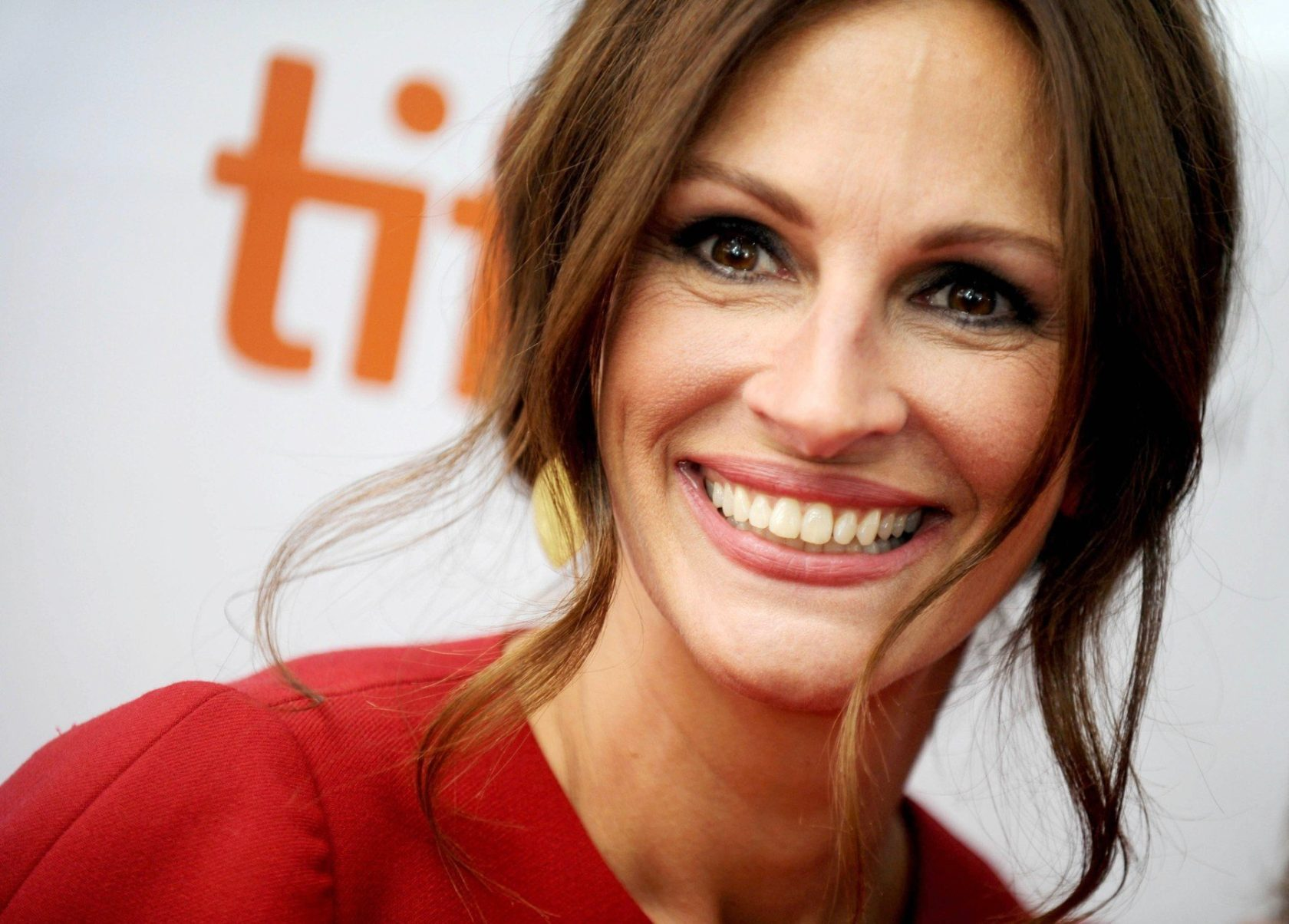 "Julia Roberts at the premiere of ""August: Osage County"" at The Toronto Film Festival. (Canada), Image: 171694430, License: Rights-managed, Restrictions: , Model Release: no, Credit line: Profimedia, StarMax"
