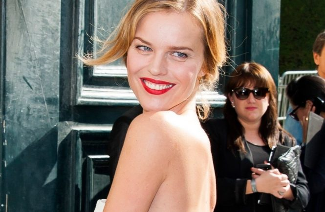 Eva Herzigova attending Christian Dior's Spring-Summer 2014 Ready-To-Wear collection show held at Le Musee Rodin in Paris, France, on September 27, 2013., Image: 173184996, License: Rights-managed, Restrictions: , Model Release: no, Credit line: Profimedia, Abaca