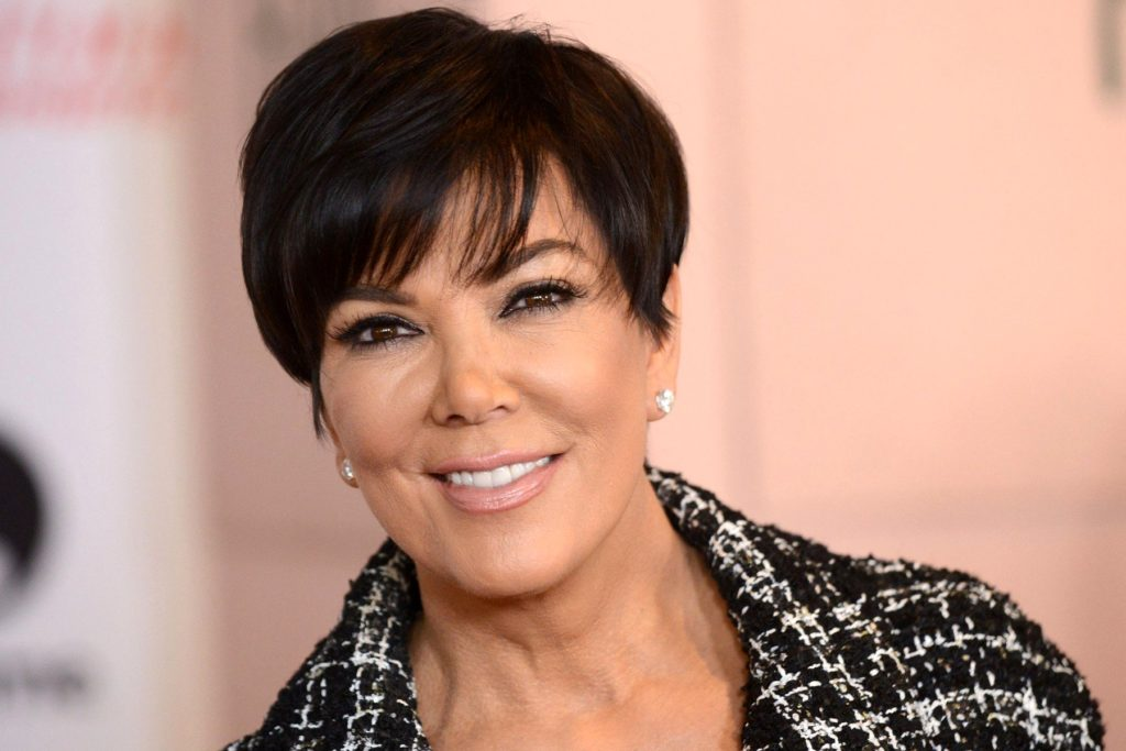 KRIS JENNER @ the 2013 Hollywood Reporter Women in Entertainment Breakfast held @ the Beverly Hills hotel. December 11, 2013, Image: 179491074, License: Rights-managed, Restrictions: AMERICA, Model Release: no, Credit line: Profimedia, Visual
