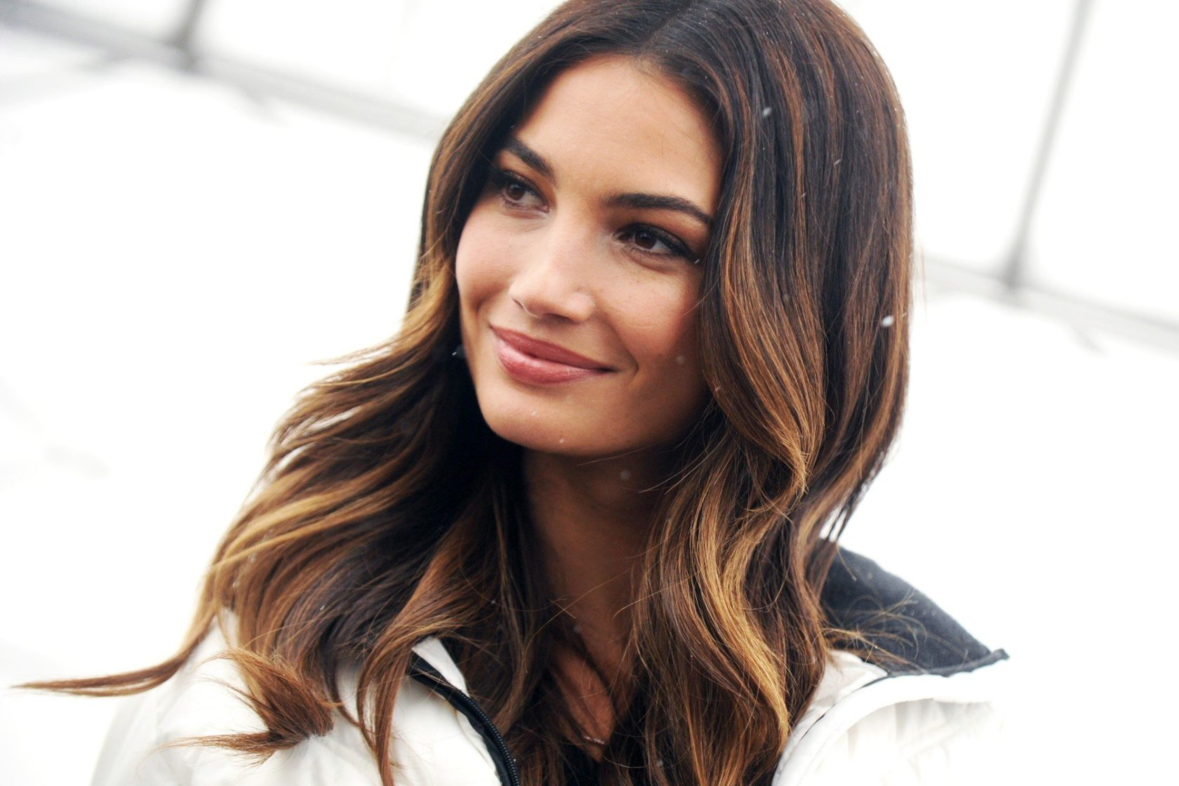Dec. 10, 2013 - New York, New York, USA - Photocall with Lily Aldridge at the Empire State Building to celebrate the airing of the 2013 Victoria's Secret Fashion Show on CBS. New York, 10.12.2013, Image: 179569843, License: Rights-managed, Restrictions: , Model Release: no, Credit line: Profimedia, Zuma Press - Archives