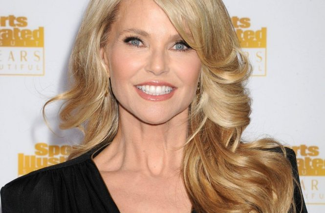 January 14, 2014: Christie Brinkley attends the 50th Anniversary of Sports Illustrated Swimsuit Issue, held at the Dolby Theater in Los Angeles, CA., Image: 181979169, License: Rights-managed, Restrictions: , Model Release: no, Credit line: Profimedia, INF