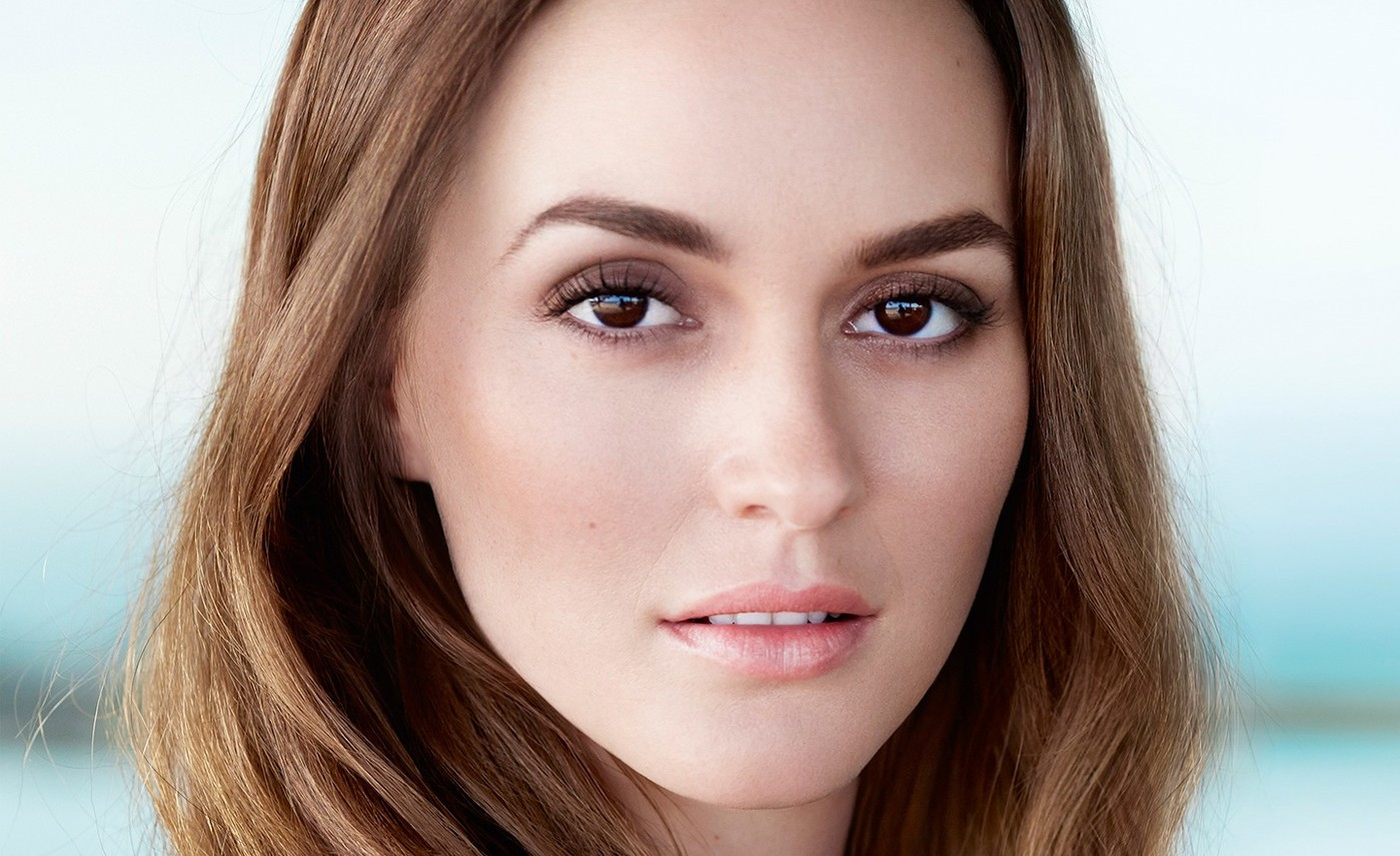 American actress, singer and model Leighton Meester in the photo sessiong as Biotherm«s spokesperson., Image: 188474933, License: Rights-managed, Restrictions: EDITORIAL USE (HO) / 06 pics., Model Release: no, Credit line: Profimedia, Balawa Pics